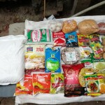 Rice Oil and Grocery for one family